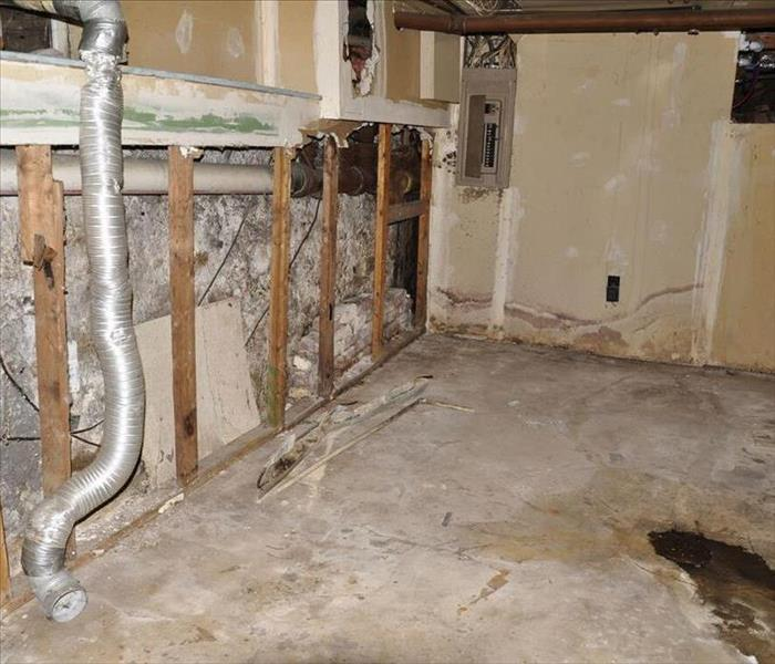 Mold Damage Renovation in a Lilburn Kitchen Before