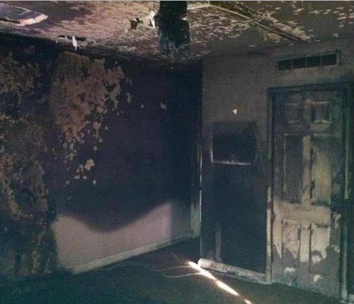 Fire Damage – Lilburn Home Before