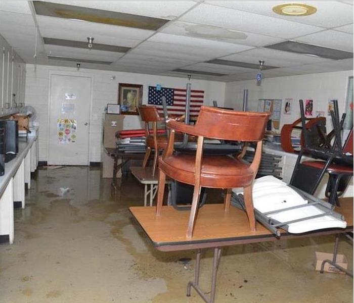 Storm Damage – Lilburn Office