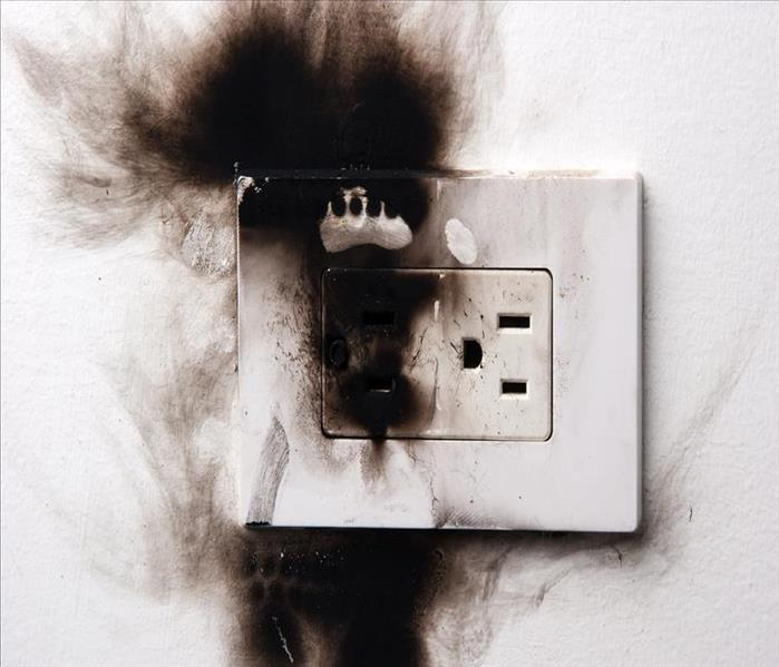 Fire Damage Signs Of Possible Electrical Fires In Your Lilburn Home