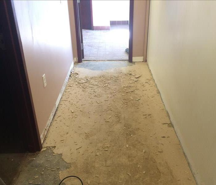 Commercial Make Sure Your Water-Damaged Lilburn Commercial Property is on Solid Flooring