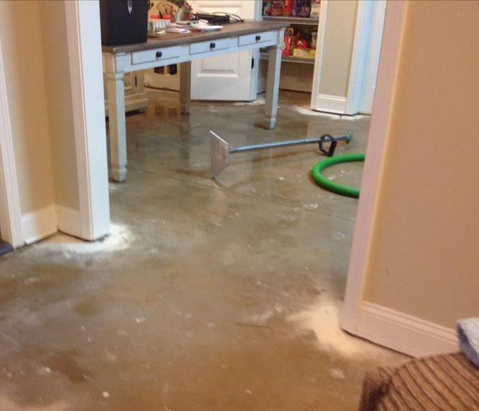 Why SERVPRO What are Drying Goals and Why They Are Important When There is Water Damage in Your Lilburn Home
