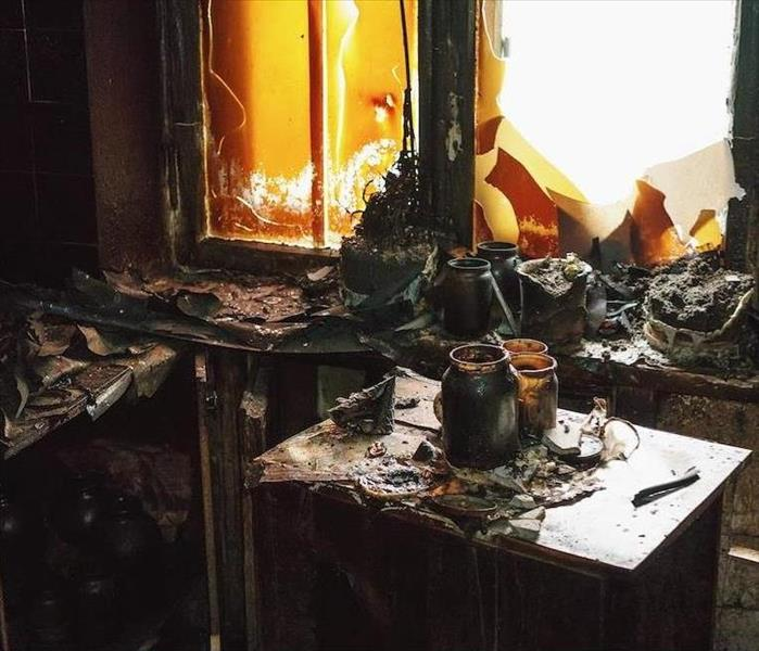 Fire Damage Why You Need Mitigation Services After A Fire Damage Event in Lilburn