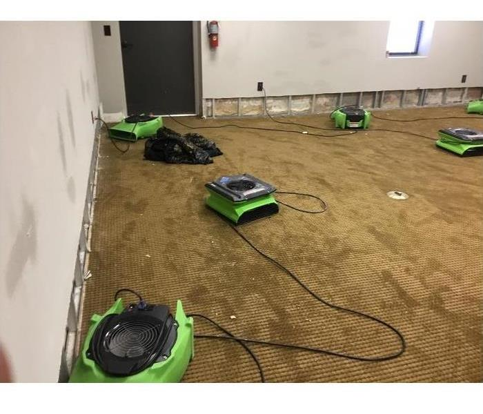 Why SERVPRO Why Technology is Needed for Water Removal in Lilburn