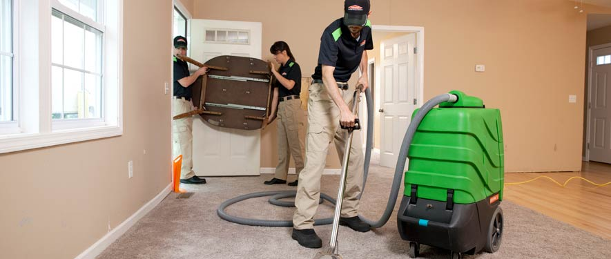 Lilburn, GA residential restoration cleaning